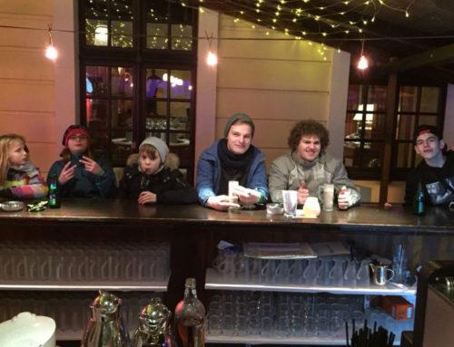 17. Januar 2018 – Pirouetten auf dem Eis