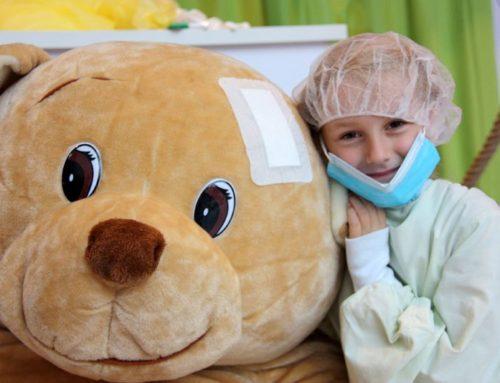 Teddy krank? – Komm zur Teddybärklinik 2018