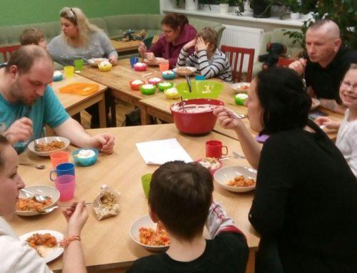 15. Dezember 2017 – Kochnachmittag im Hort