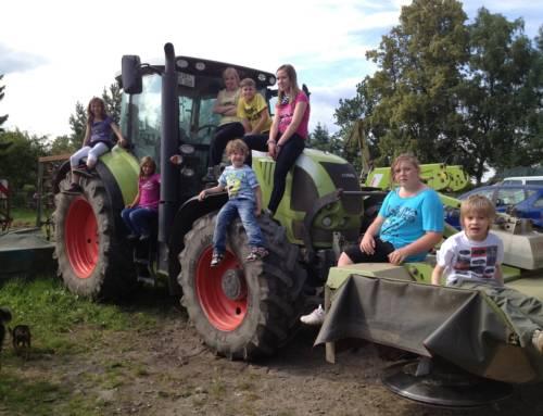13. Juli 2013 – Ausflug auf den Bauernhof