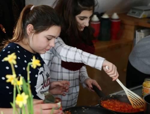 """21. Januar 2017 – """"Das koche ich später mit meiner Mama nach"""""""