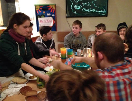 06. Februar 2014 – Burger mal anders – Kochen im Don Bosco Haus