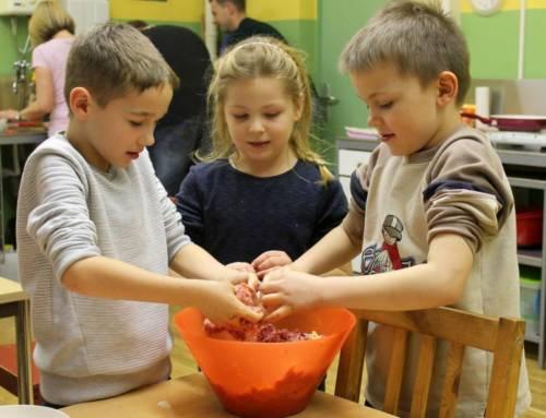 15. Dezember 2016 – Kleine Hände und große Gemüsebällchen