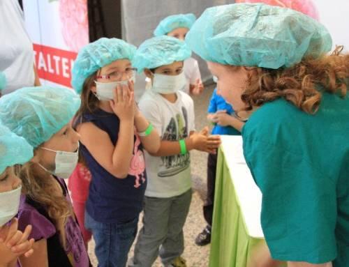 5. bis 7. Oktober 2011 – 3 Tage wach in unserer Teddybärklinik