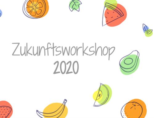 Zukunftsworkshop 2020 – Gemeinsam etwas bewegen