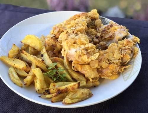 Kochen mit Juana: Pommes mit Nuggets