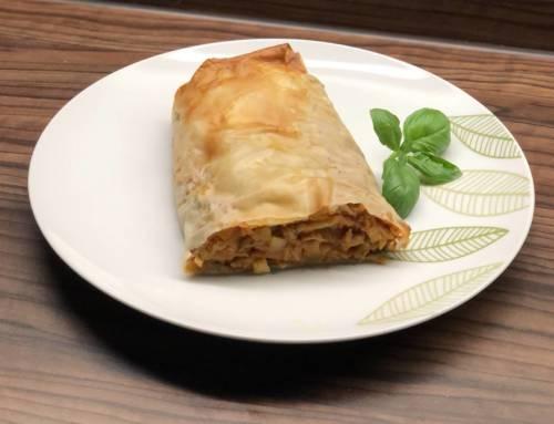 Kochen mit Juana: Veggie Strudel